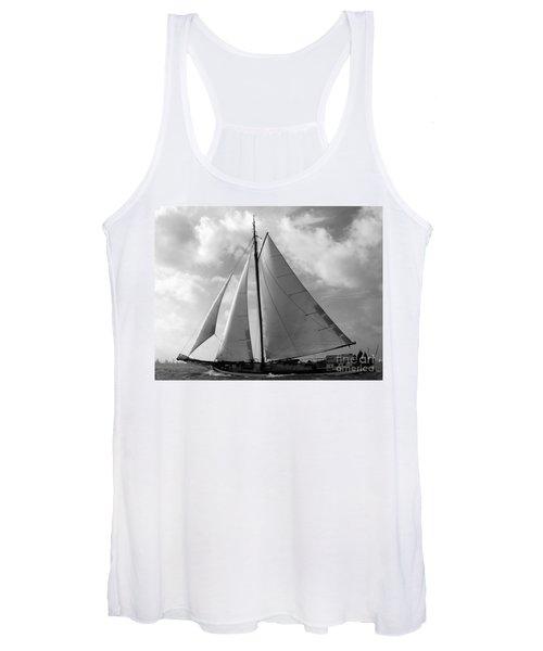 Sail By Women's Tank Top