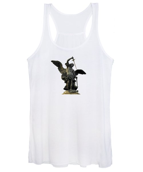 Saint Michael Women's Tank Top