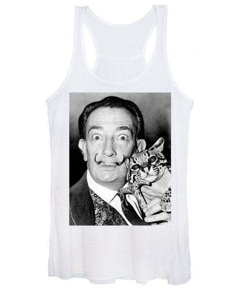 Salvador Dali Women's Tank Top