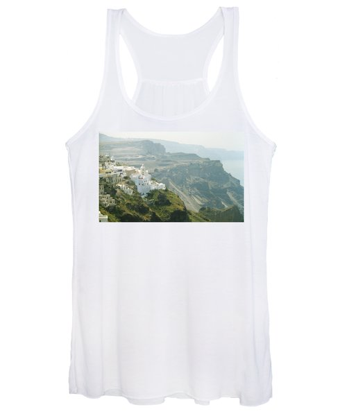 Santorini Women's Tank Top