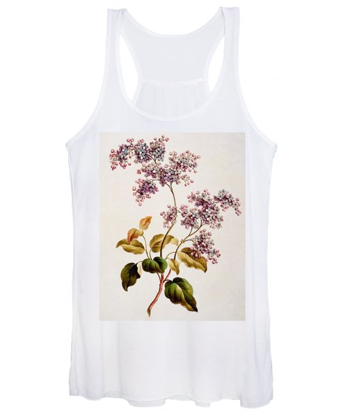Scotch Lilac, Published 1793 Women's Tank Top