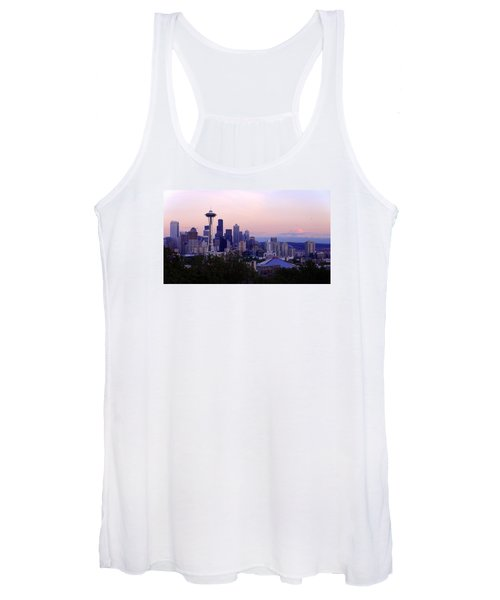 Seattle Dawning Women's Tank Top