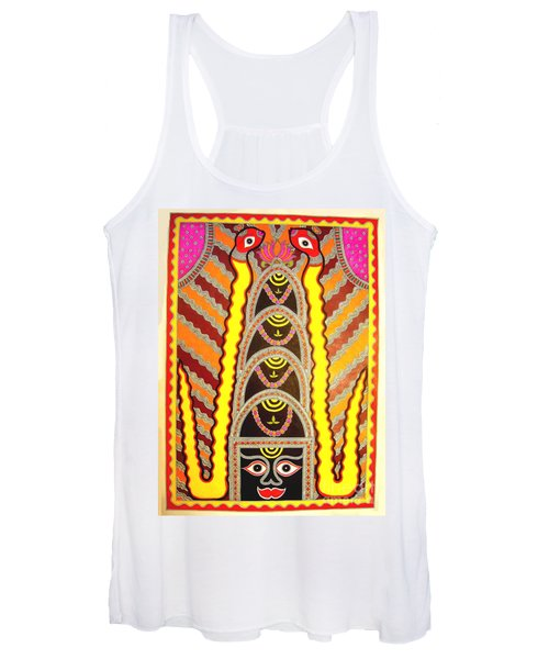 Shivling With Nags Women's Tank Top