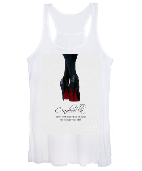 Shoes Can Change Your Life Women's Tank Top