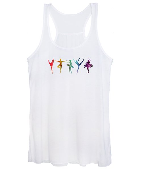 Simply Dancing 3 Women's Tank Top