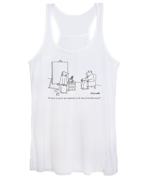 So Have We Given Up Completely On The Idea Women's Tank Top