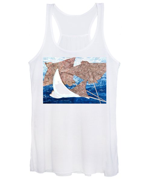 Soaring Eagle Rays Women's Tank Top