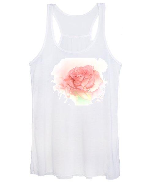 Softly Pink Women's Tank Top