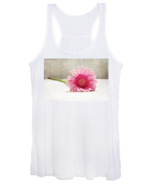 Softness In Pink Women's Tank Top