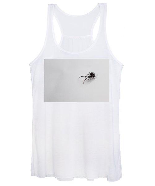 Southern Black Widow Spider Women's Tank Top
