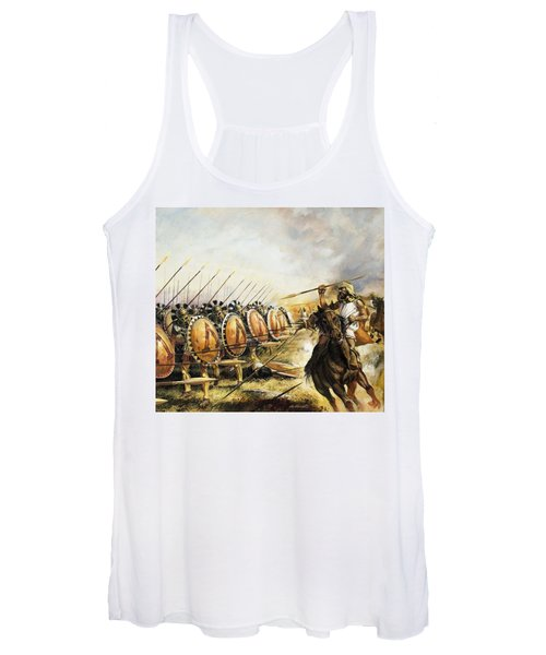Spartan Army Women's Tank Top