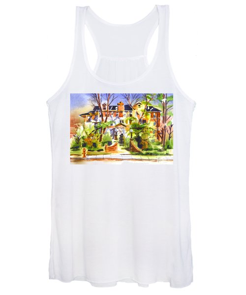 Ste Marys Of The Ozarks Hospital Women's Tank Top