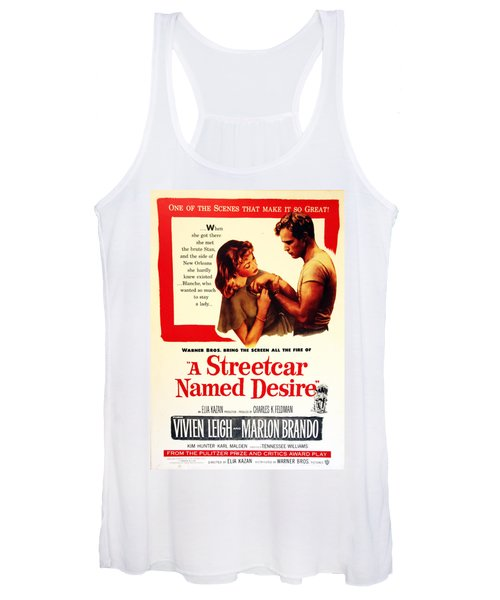 Stellaaaaa - A Streetcar Named Desire Women's Tank Top