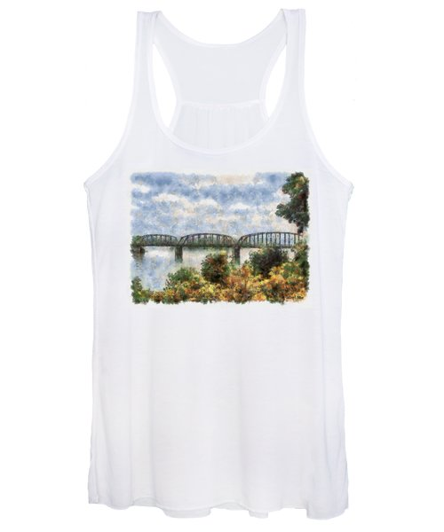 Strang Bridge Women's Tank Top