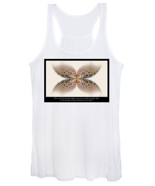 Such As These Women's Tank Top
