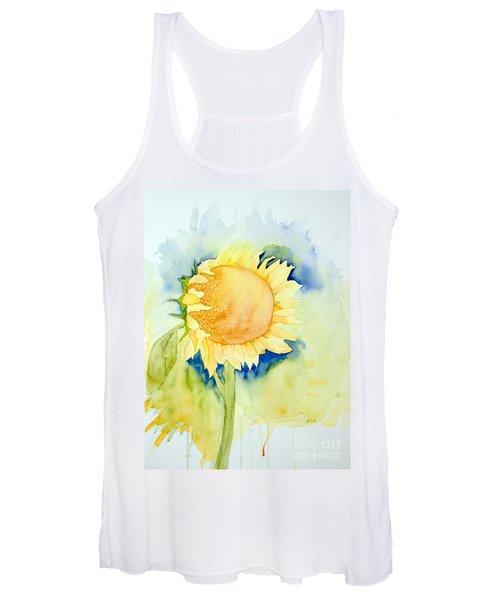 Sunflower 1 Women's Tank Top