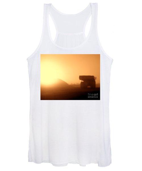 Sunset Truck Women's Tank Top
