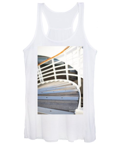 Sweeping Down Women's Tank Top