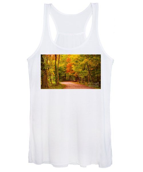 Take Me To The Forest Women's Tank Top