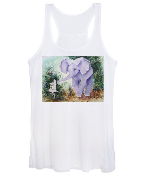Tembo Tag Women's Tank Top