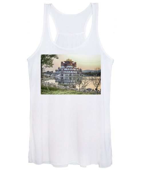 Temple Wuxi China Color Women's Tank Top