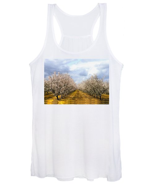 The Almond Orchard Women's Tank Top