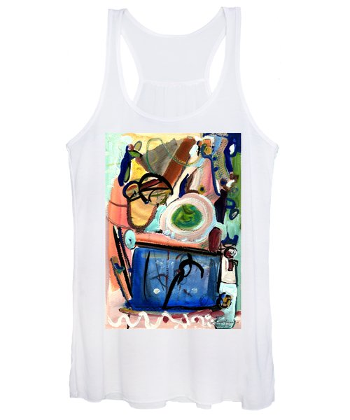 The Aquarium Women's Tank Top