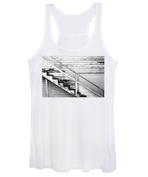 The Back Stairs Women's Tank Top