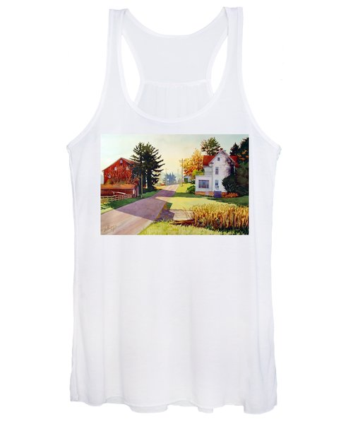 The Country Road Women's Tank Top