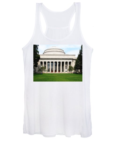 The Dome At Mit Women's Tank Top