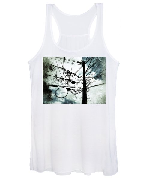 The Forest Of Queens Women's Tank Top