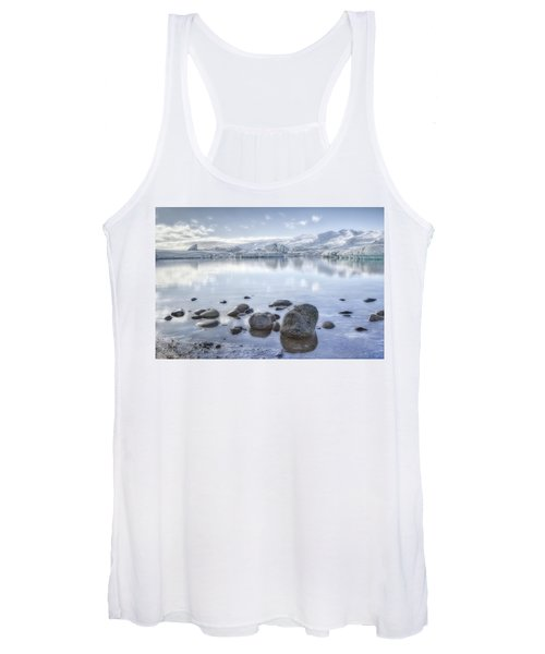 The Frozen World Women's Tank Top