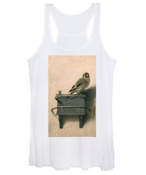 The Goldfinch Women's Tank Top