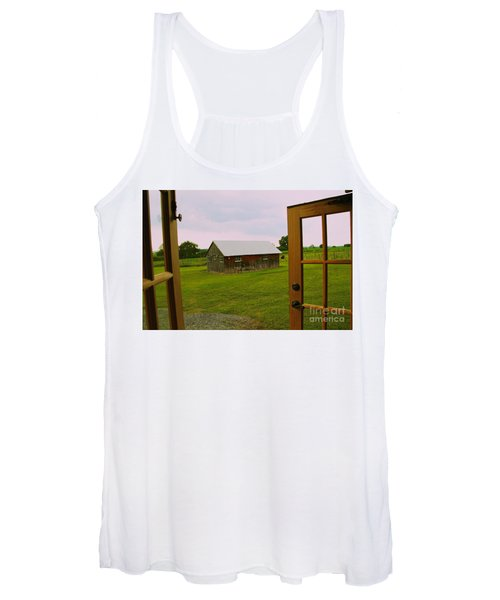 The Grounds Women's Tank Top