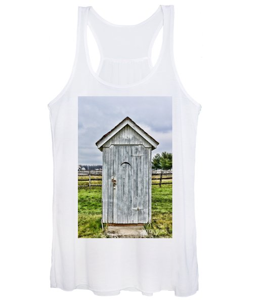 The Outhouse - 2 Women's Tank Top