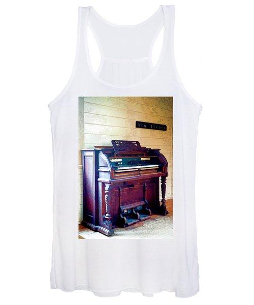 The Piano Women's Tank Top