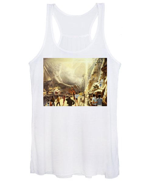 The Two Ways Women's Tank Top