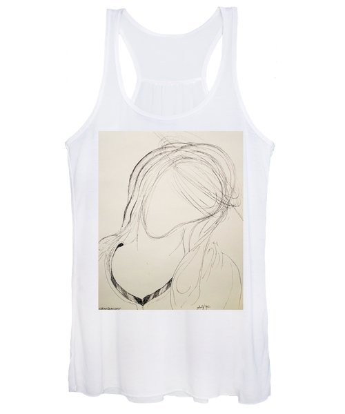 The Virgin Mary 4 Women's Tank Top