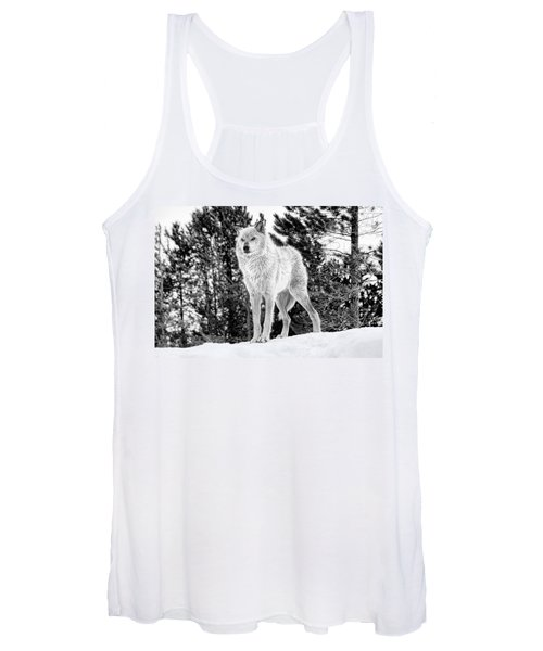 The Wolf  Women's Tank Top