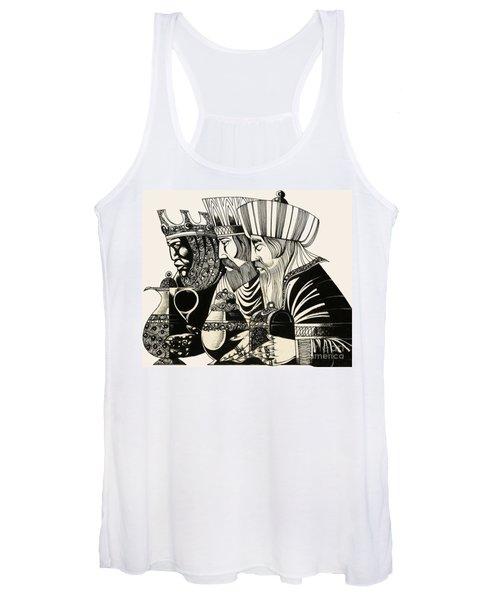 Three Kings Women's Tank Top