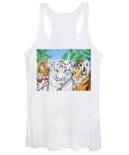 Tiger Cubs Women's Tank Top