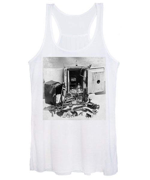 Tools Of The Safe Cracker Women's Tank Top