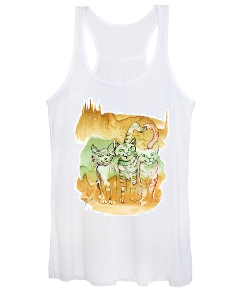 Tree Brothers  Women's Tank Top