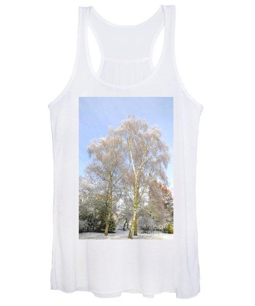 Trees Women's Tank Top