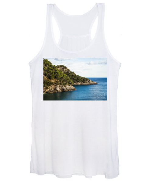 Twin Points Of Italy Women's Tank Top