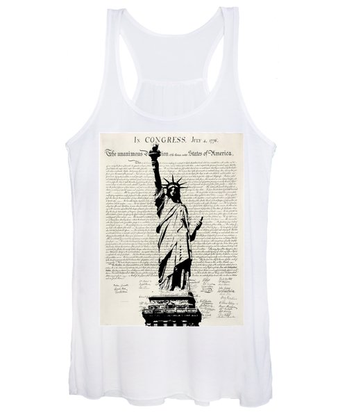 United We Stand Women's Tank Top