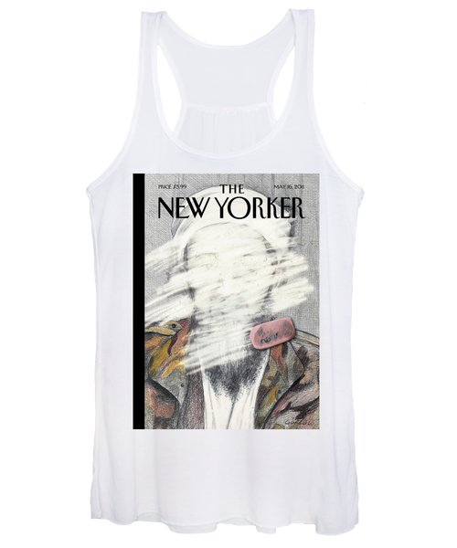 New Yorker May 16th, 2011 Women's Tank Top