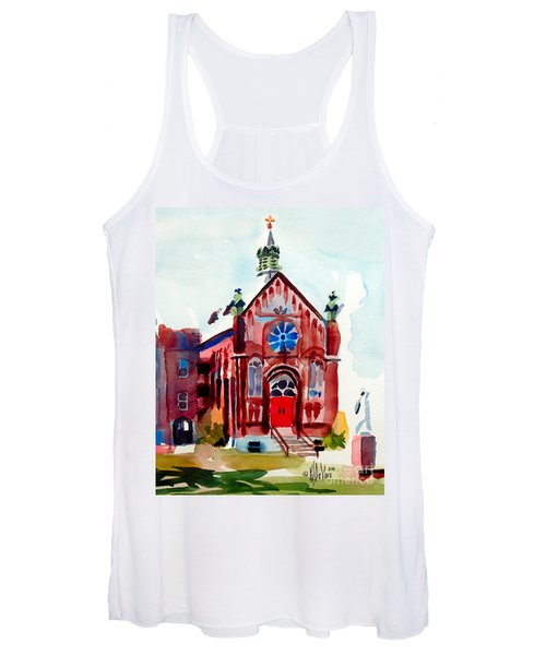 Ursuline II Sanctuary Women's Tank Top