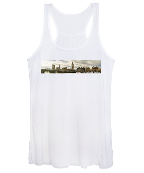 View From Southbank Women's Tank Top