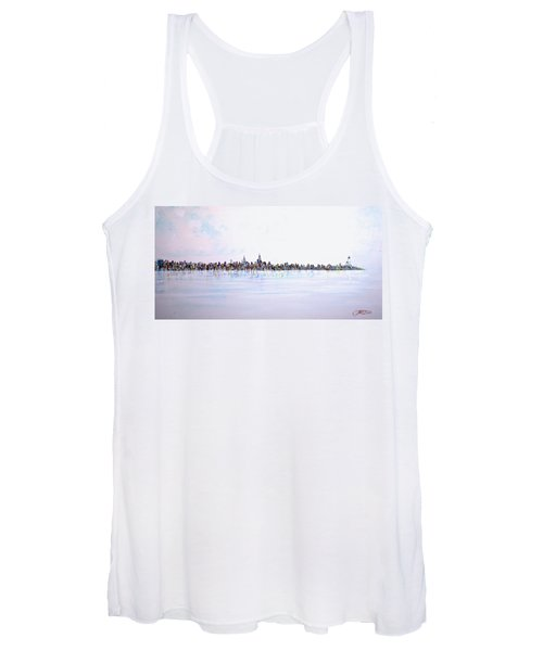 View From The Hudson Women's Tank Top